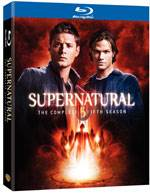 Supernatural Season Five Blu-ray Review