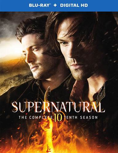 Supernatural Season Ten Blu-ray Review