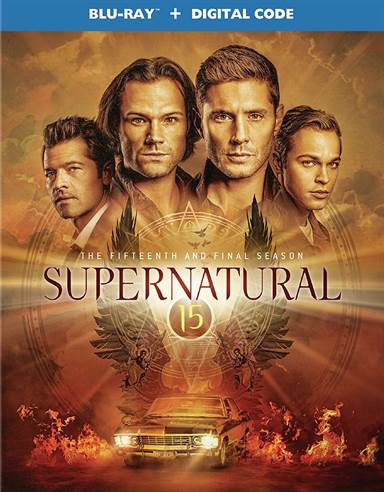 Supernatural: The Fifteenth and Final Season Blu-ray Review