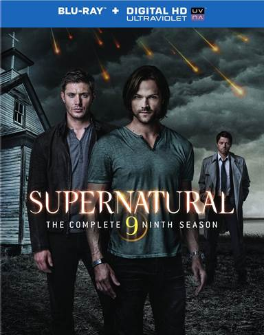 Supernatural Season Nine Blu-ray Review