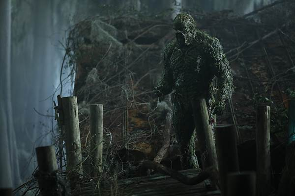 Swamp Thing © Warner Bros.. All Rights Reserved.