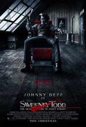 Sweeney Todd: The Demon Barber of Fleet Street Theatrical Review