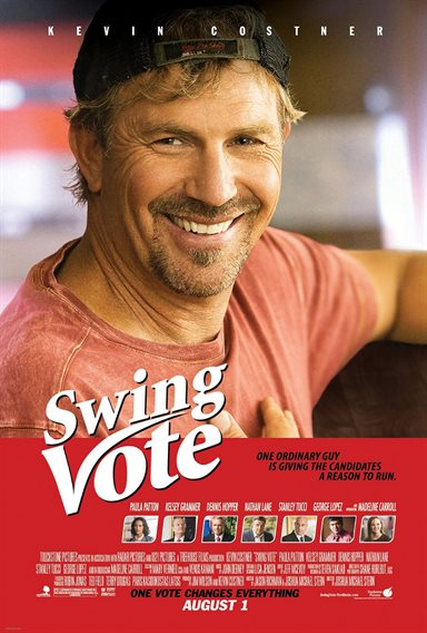 Swing Vote © Touchstone Pictures. All Rights Reserved.