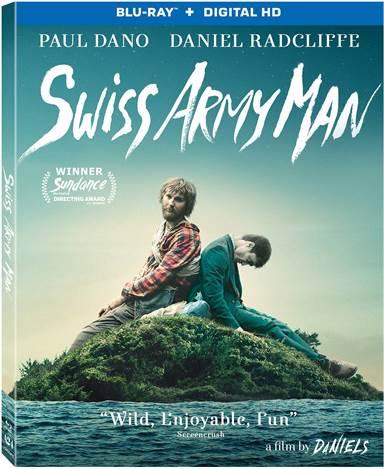 Swiss Army Man Blu-ray Review