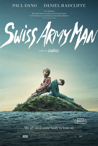 Swiss Army Man © A24. All Rights Reserved.