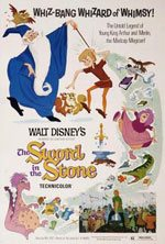 The Sword In The Stone © Walt Disney Pictures. All Rights Reserved.