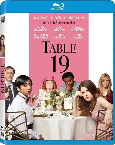 Table 19 Blu-ray Review
