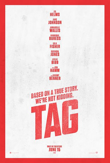 Tag Theatrical Review