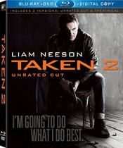 Taken 2 Blu-ray Review