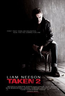 Taken 2 Theatrical Review