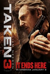 Taken 3 Digital HD Review
