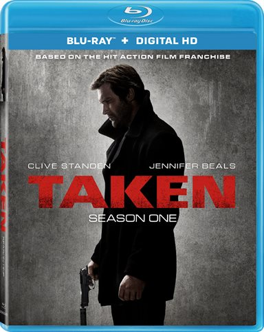 Taken: The Complete First Season One Blu-ray Review