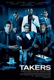 Takers Theatrical Review
