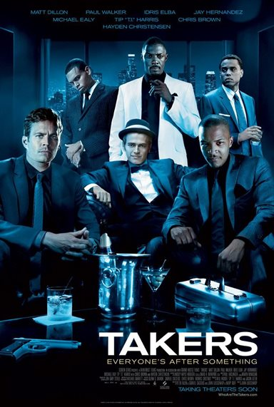Takers © Screen Gems. All Rights Reserved.