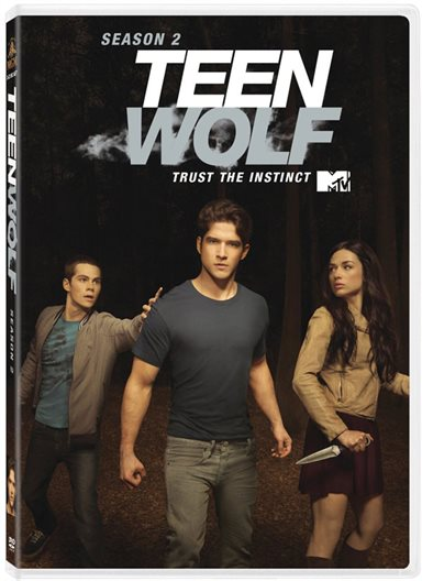 Teen Wolf: Season Two DVD Review