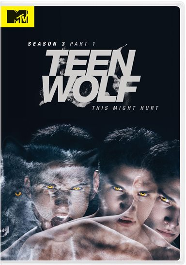 Teen Wolf: Season Three, Part 1 DVD Review