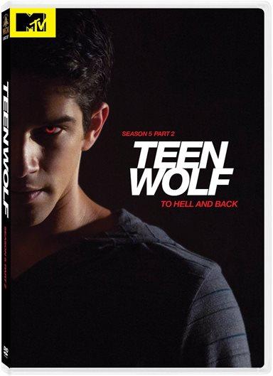 Teen Wolf: Season 5, Part 2 DVD Review