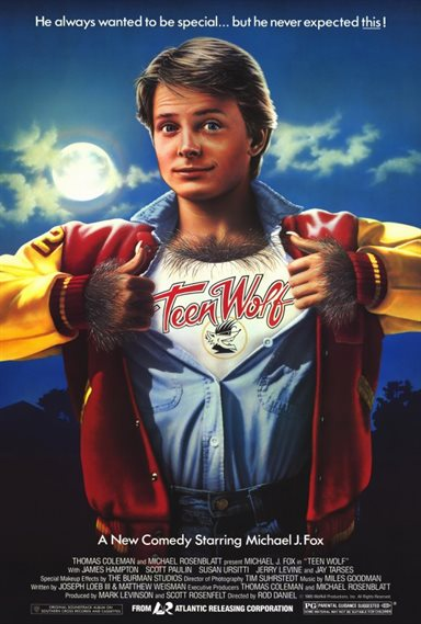 Teen Wolf © Atlantic Releasing Corporation . All Rights Reserved.