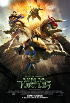 Teenage Mutant Ninja Turtles Theatrical Review