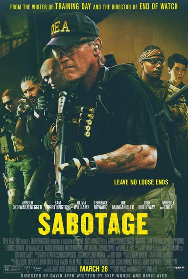 Sabotage © Open Road Films. All Rights Reserved.