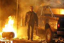 Terminator 3: Rise of The Machines © Warner Bros.. All Rights Reserved.