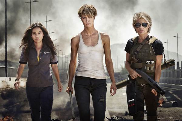 Terminator: Dark Fate © Paramount Pictures. All Rights Reserved.