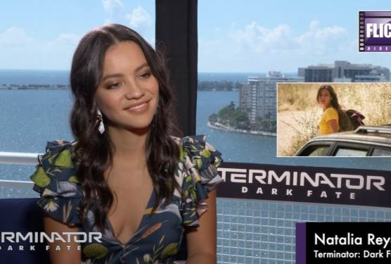 Breakout Terminator: Dark Fate Star Natalia Reyes Talks With FlickDirect