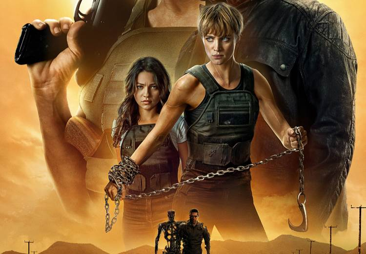 Movie Database Terminator: Dark Fate