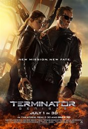 Terminator Genisys Theatrical Review
