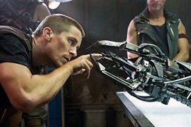 Terminator Salvation © Warner Bros.. All Rights Reserved.