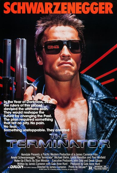 The Terminator © Orion Pictures. All Rights Reserved.