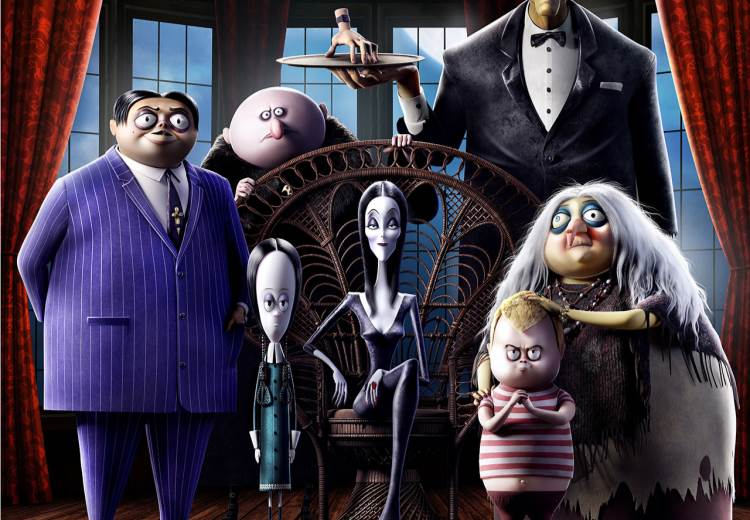 Movie Database The Addams Family