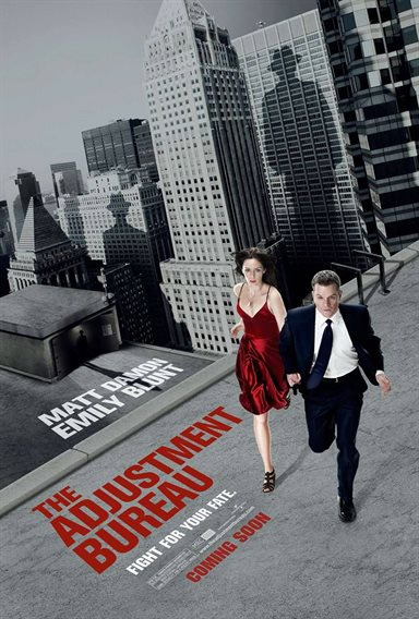 The Adjustment Bureau © Universal Pictures. All Rights Reserved.