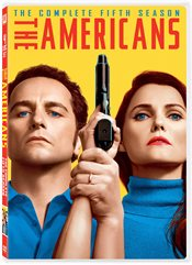 The Americans DVD Review