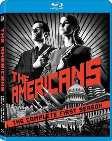 The Americans: Season One Blu-ray Review