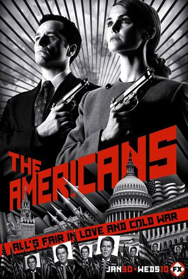 The Americans © 20th Century Fox. All Rights Reserved.