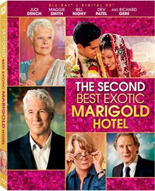 The Second Best Exotic Marigold Hotel Blu-ray Review