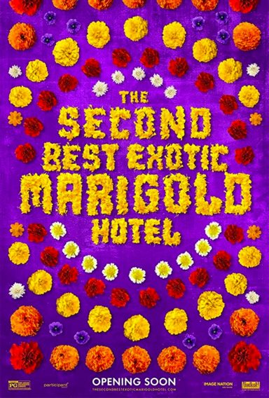 The Second Best Exotic Marigold Hotel © Fox Searchlight Pictures. All Rights Reserved.