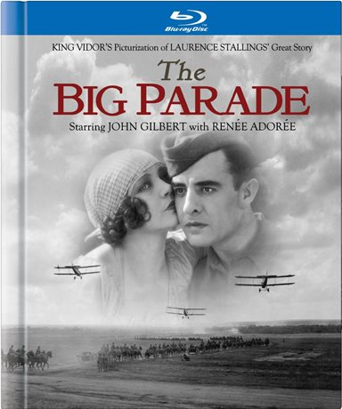 The Big Parade Blu-ray Review