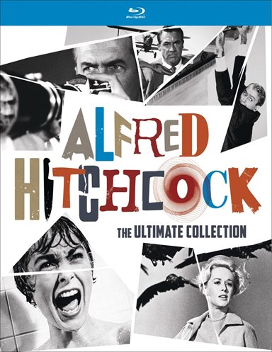 Alfred Hitchcock: The Ultimate Collection Blu-ray Review