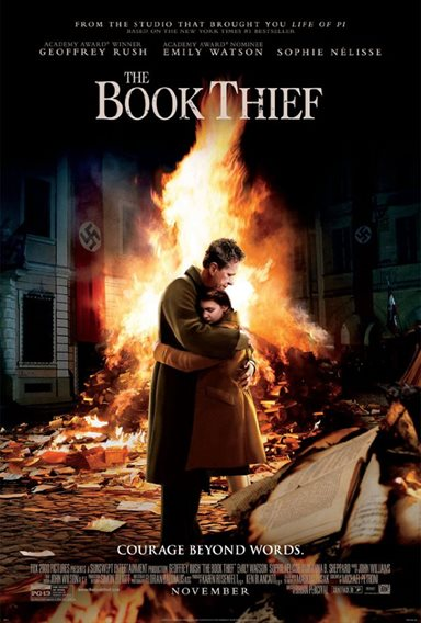 The Book Thief © 20th Century Fox. All Rights Reserved.
