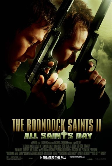 The Boondock Saints II: All Saints Day Blu-ray Review