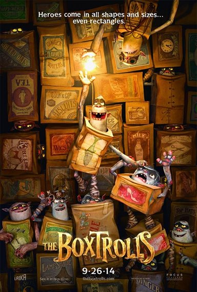 The Boxtrolls © 20th Century Fox. All Rights Reserved.