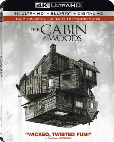 The Cabin In The Woods 4K Ultra HD Review