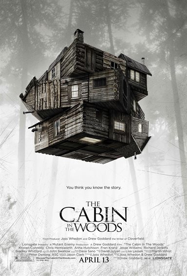 The Cabin In The Woods © Lionsgate. All Rights Reserved.
