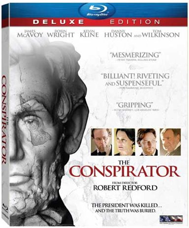 The Conspirator DVD Review