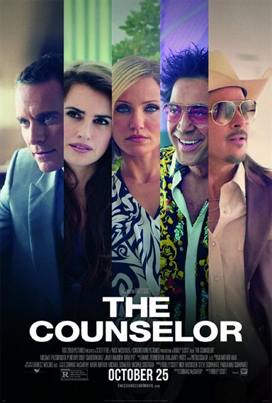 The Counselor © 20th Century Fox. All Rights Reserved.