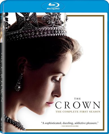 The Crown: The Complete First Season Blu-ray Review