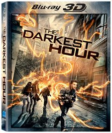 The Darkest Hour 3D Blu-ray Review