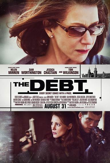 The Debt © Miramax Films. All Rights Reserved.